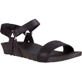 Teva W's Ysidro Stitch Sandals black